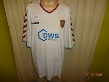 "Aston Villa FC original Hummel camiseta 2004/05 ""DWS investments"" talla XXL Top"