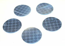NATO & ISAF Reflective 'Glint' Tape 5 x 45mm Adhesive Dots,SOLAS,MOD,Tactical,SF