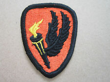 Aviation Training School US Army Woven Cloth Patch Badge