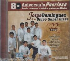Jorge Dominguez CD NEW 22 Exitos 80 Aniversario PEERLESS Brand New SEALED
