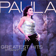 Paula Abdul - Greatest Hits Straight Up (2007) - Used - Compact Disc