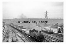 bb0846 - Railway Engine 68941 at Ardsley in 1961 - photograph