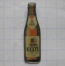 KELTS / FLASCHE / DUISBURG ........................... Bier-Pin (110a)