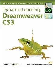 Dynamic Learning Dreamweaver CS3