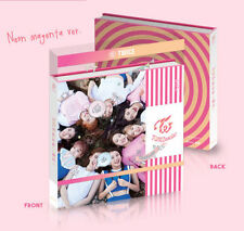 TWICE - TWICEcoaster [Neon Magenta B ver]+Preorder Limited Benefits+Tracking no.