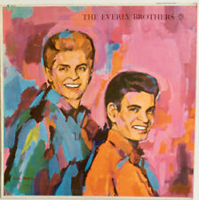 VINTAGE 1961 EVERLY BROTHERS - BOTH SIDES (CHET ATKINS GUITAR) ORIGINAL MONO LP