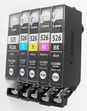 Sparset Original Canon Pixma PGI-525 CLI-526 C,M,Y,BK Multipack