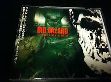 0175 BIOHAZARD RESIDENT EVIL Orchestra Album Music CD SOUNDTRACK Brand New