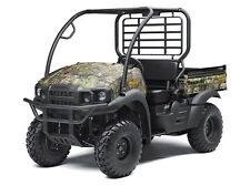 NEW 2017 KAWASAKI MULE SX XC CAMO ED. 4X4 BLOWOUT SALE!! NO HIDDEN FEES!! 610