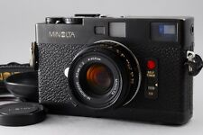 【Near Mint】 Minolta CLE Rangefinder Camera with F/2 40mm lens From Japan 1102