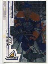 2010-11 Pinnacle Rink Collection 212 Taylor Hall Rookie