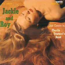JACKIE & ROY WITH CHARLIE VENTURA'S BAND - JACKIE AND ROY (1993 JAZZ CD JAPAN)