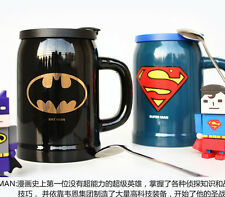 Unique # Superman Iron Man Spider-Man THOR Batman coffee MILK mug WATER beer cup