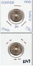 E1549 MONEDA ESPAÑA JUAN CARLOS 25 PESETAS 1998