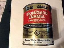 B17656 - A New Quart of Power White Paint for CASE TRACTORS 1974 - 1985