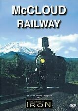 McCloud Railway on DVD by Machines of Iron