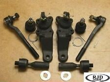 FIT TOYOTA 4RUNNER 96-02 SET 4 BALL JOINTS & TIE ROD ENDS NEW