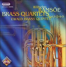 Brass Quartets No.1, 2, 4, 5, New Music