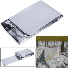 1PC De plein air Urgence Isolation Couverture Tente de camping Premiers secours