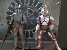 Star Wars Custom Mandalorian Loose Lot Fodder army builder 3.75 inch