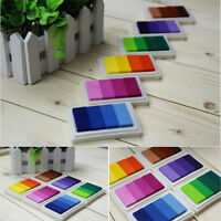 Popular Durable DIY Craft Oil Based Ink Pad Print For Stamps Rubber Paper Wood