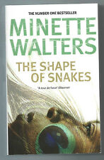 The Shape of Snakes by Minette Walters (Paperback, 2001)