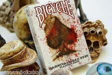 Karnival Dead Eyes Deck Bicycle Playing Cards Poker Size USPCC Limited Sealed