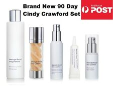MEANINGFUL BEAUTY 5 PIECE 90 Day by Cindy Crawford NEW FORMULA Anti Aging Set