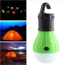 3 LED Simple Outdoor Hanging Camping Tent Light Bulb Fishing Lantern Lamp FT06