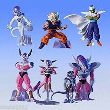 NEW Dragon Ball HG Gashapon Capsule Freeza Special Figure Full Set