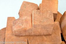 Briar Greek Blocks Ebauchons a lot of 4 BPB-M11SP for Straight Semi Bent Pipes