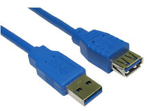 3m USB 3.0 SuperSpeed Type A Male To Female Extension