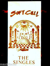 CAS - Soft Cell - The Singles (Synth-pop) ORIG. SPANISH EDIT. 1986, MINT, SEALED