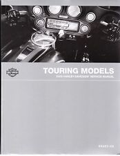 2005 Harley Touring Ultra Classic Electra Glide Repair Service Manual