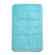 Memory Foam Bath Mats Bathroom Horizontal Stripes Rug Non-slip Bath Mats 40*60cm
