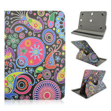 "For  Asus - TF300T - 10.1"" inch Tablet Psychedelic Paisley CASE"