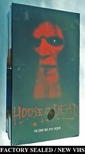 HOUSE OF THE DEAD (NEW * VHS) w/ Jonathan Cherry (FINAL DESTINATION) RARE HORROR