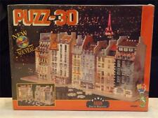 NWT Wrebbit Paris 1859 Quai de Megisserie 3D Puzzle Factory Sealed 774 pcs