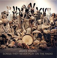 Songs They Never Play On The Radio - James Young (2016, CD NEUF)