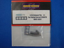 HOBBY DESIGN HD07-0031 1/24 Exhaust Tip (C) For Fujimi 250GTO