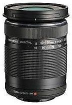 Olympus M.Zuiko 40-150mm f/4.0-5.6 ED Lens For For Four Thirds (Black)