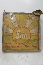 RARE NOS 80'S VINTAGE TORSTEN HALLMAN RACING GOLD SUN RIM 4.5 X 17 HUSQVARNA