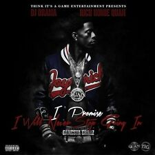 Rich Homie Quan & DJ Drama - 'I Will Never Stop Going In'-  OFFICIAL Mixtape CD