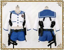 Resident Evil 6 Sherry Birkin cosplay costume anime Cool