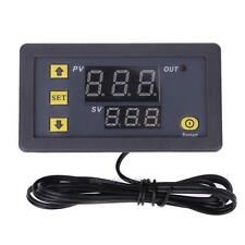 Digital Temperature Control Controller (Red And Blue Display) DC: 12V W3230 New