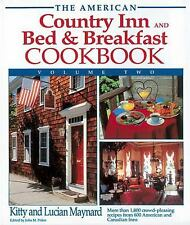 The American Country Inn and Bed & Breakfast Cookbook, Volume II (American Coun