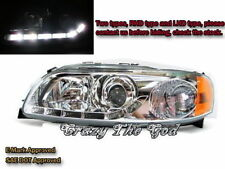 S60/V70/XC70 PRE-FACELIFT 2001-2004 Projector LED R8 HEADLIGHT Chrome  for VOLVO