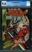 Amazing Spider-Man 101 CGC 9.0 - OW/W Pages