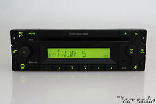 Original Mercedes Truck base High 24v camión radio mp3 Bluetooth micrófono aux-en BT