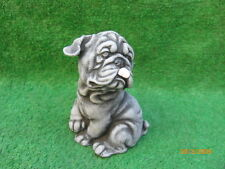 LATEX RUBBER MOULD TO MAKE A BEAUTIFUL SITTING UP BULL DOG